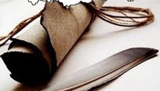 Kertas Buram yang Berdarah
