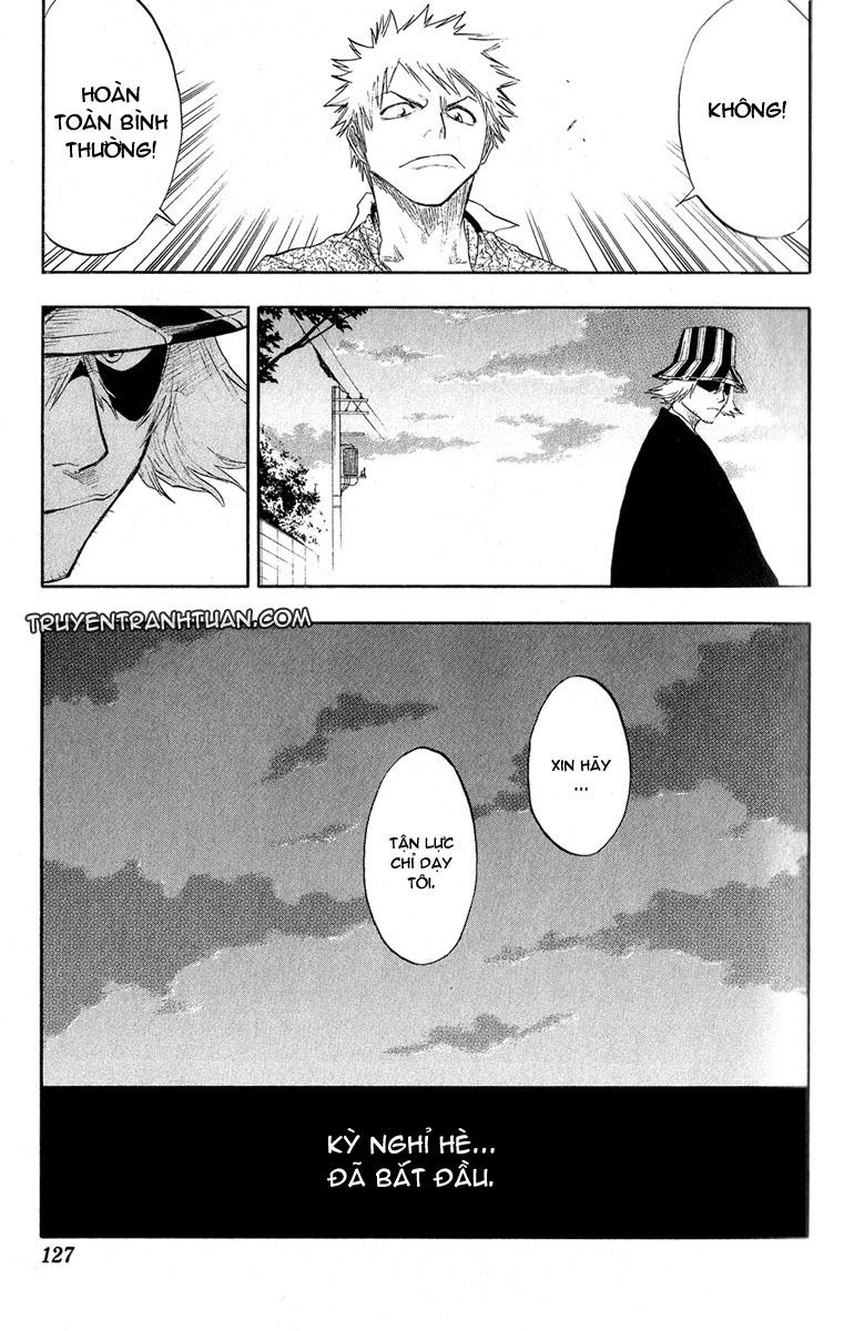 Bleach chapter 58 trang 22