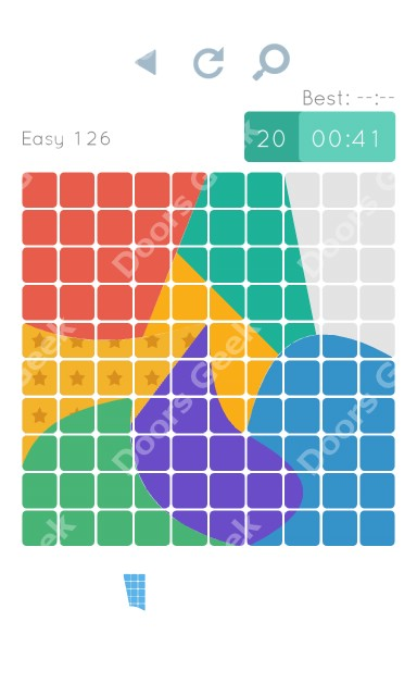 Cheats, Walkthrough for Blocks and Shapes Level 126