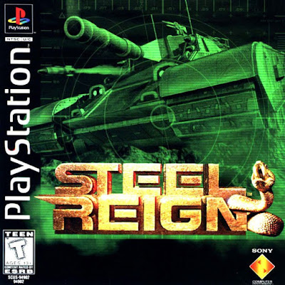 descargar steel reign psx por mega