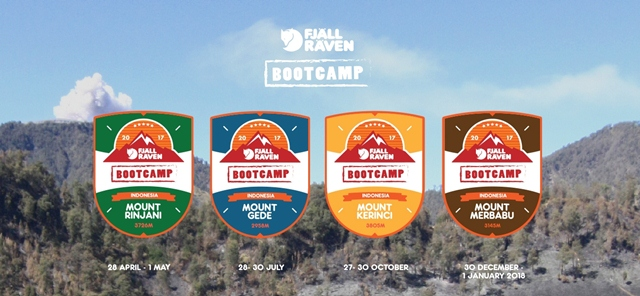Fjallraven SEA Bootcamp 2017