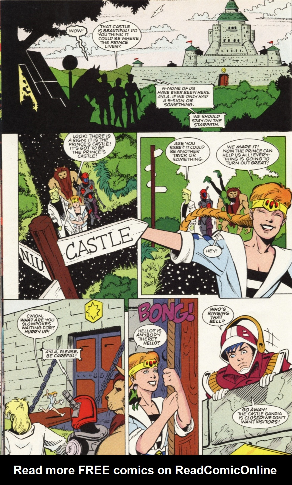 Legion of Super-Heroes (1989) _Annual_6 Page 29