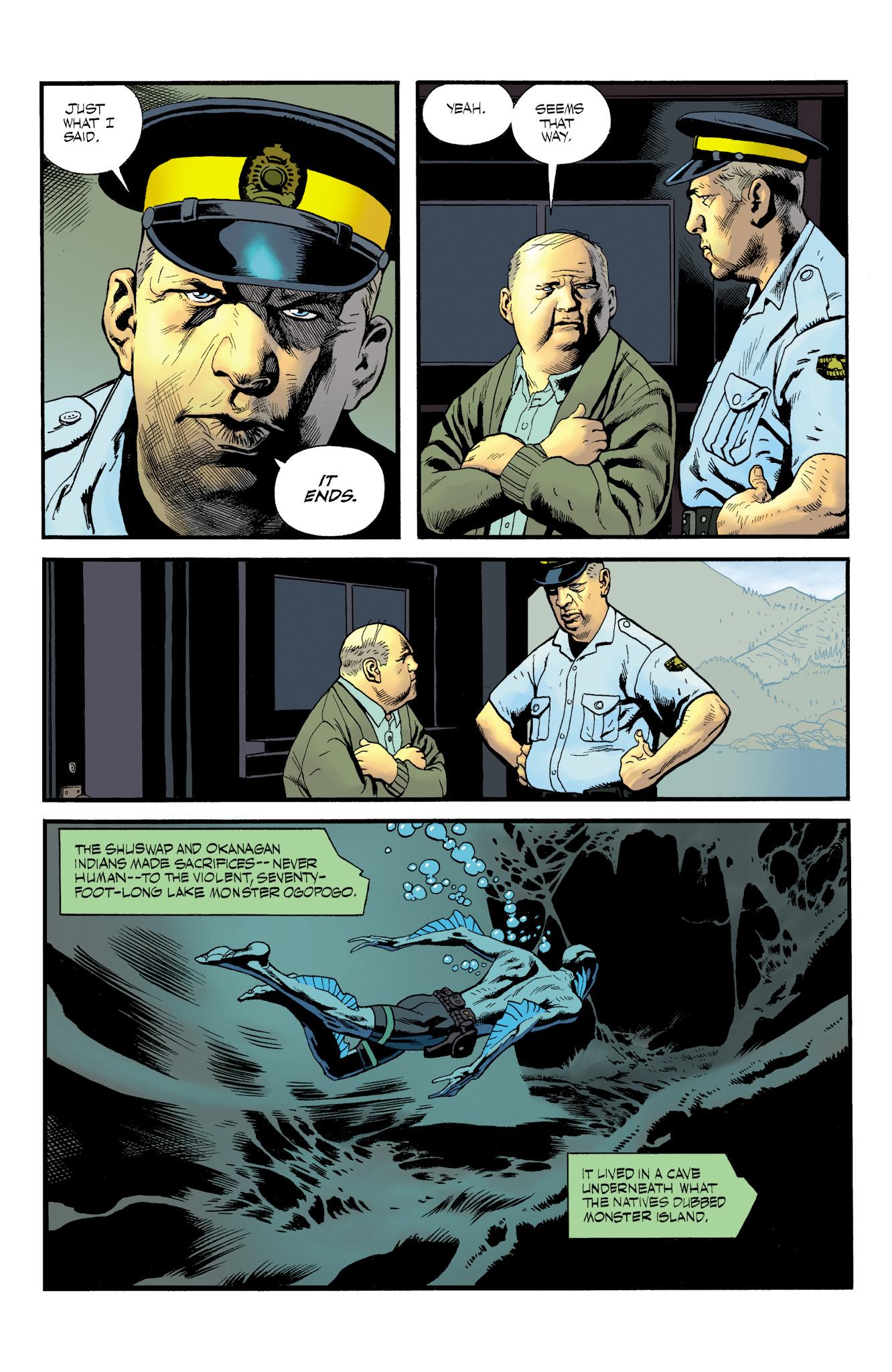 Read online Abe Sapien comic -  Issue #23 - 11