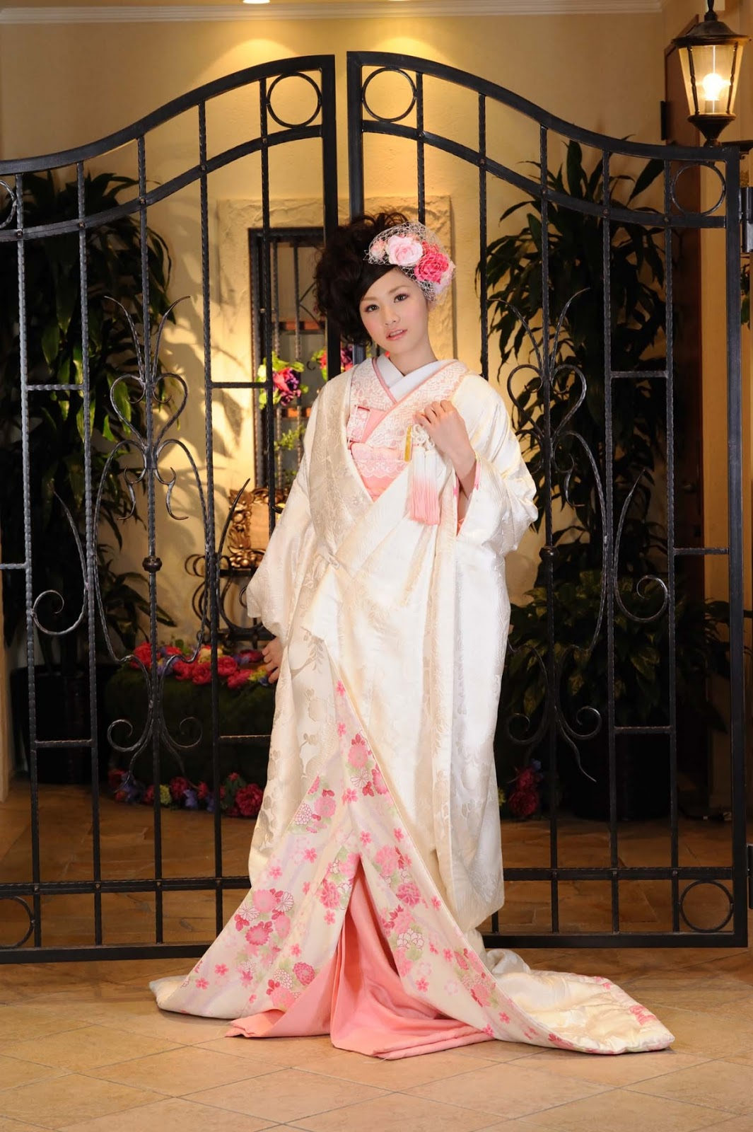 Hanami: Kimono Q&A: Wedding Kimono