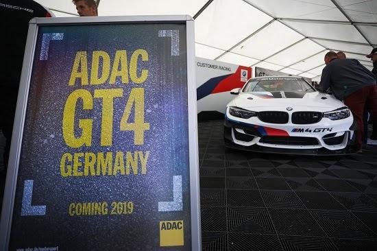 Vorhang auf für die neue ADAC GT4 Germany