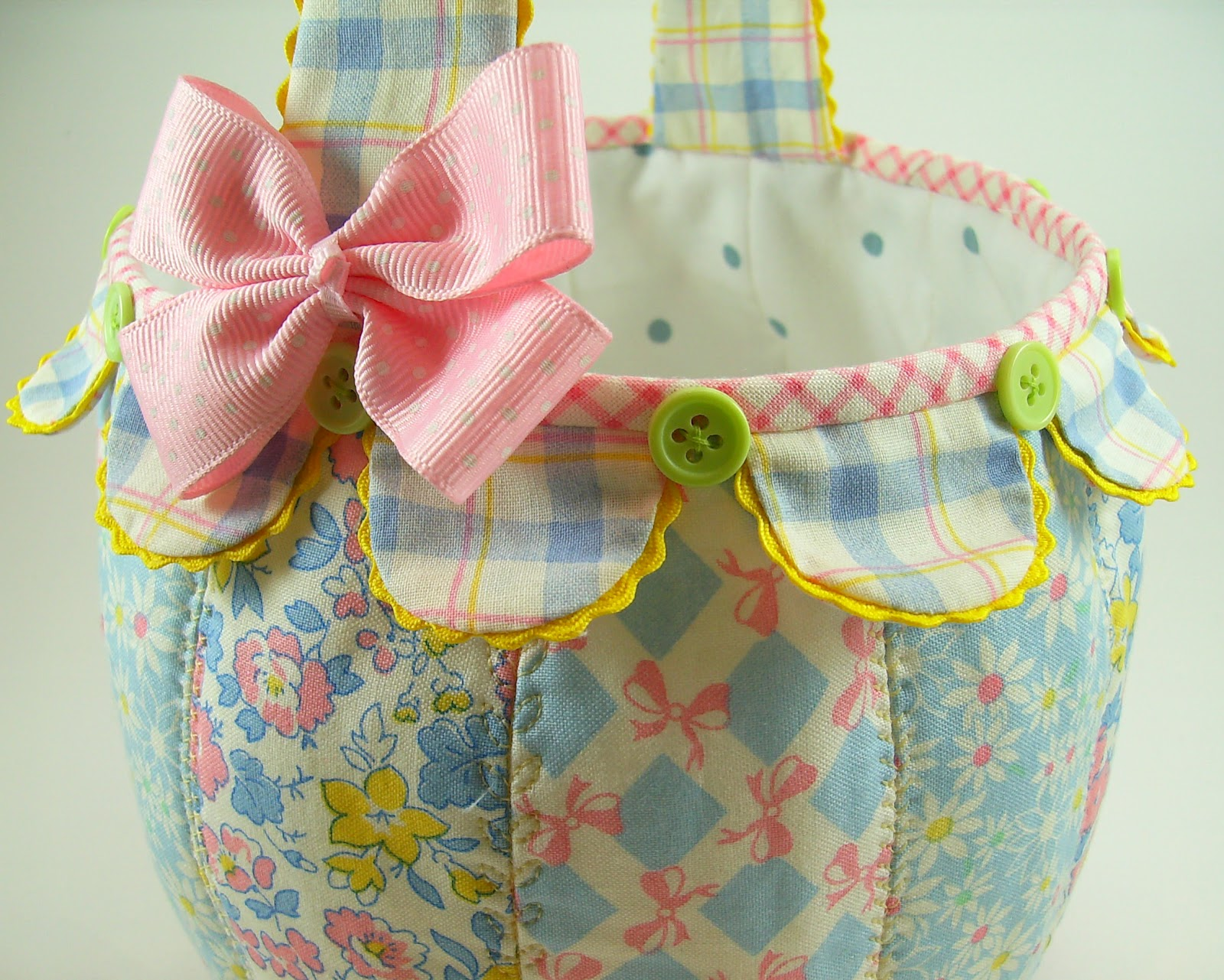 Easter Basket | Bumbleberries Boutique