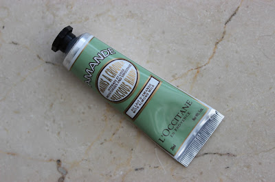 L'Occitane Almond Hand Cream review