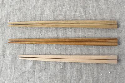 めいぼく箸(薗部産業)