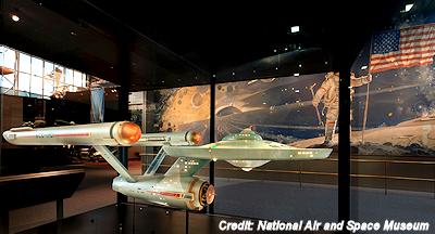 USS Enterprise at Smithsonian