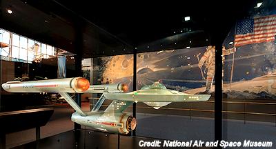 USS Enterprise at Smithsonian