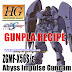 Gundam Recipe: ZGMF-X56S/ε Abyss Impulse Gundam