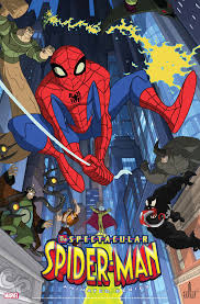 The Spectacular Spider-Man (2008-2009) Season 1 & 2 Complete Episodes Bluray 480p