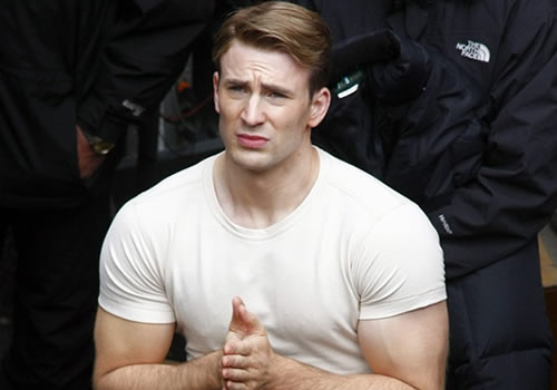 Chris Evans Workout And Diet Secret Muscle World