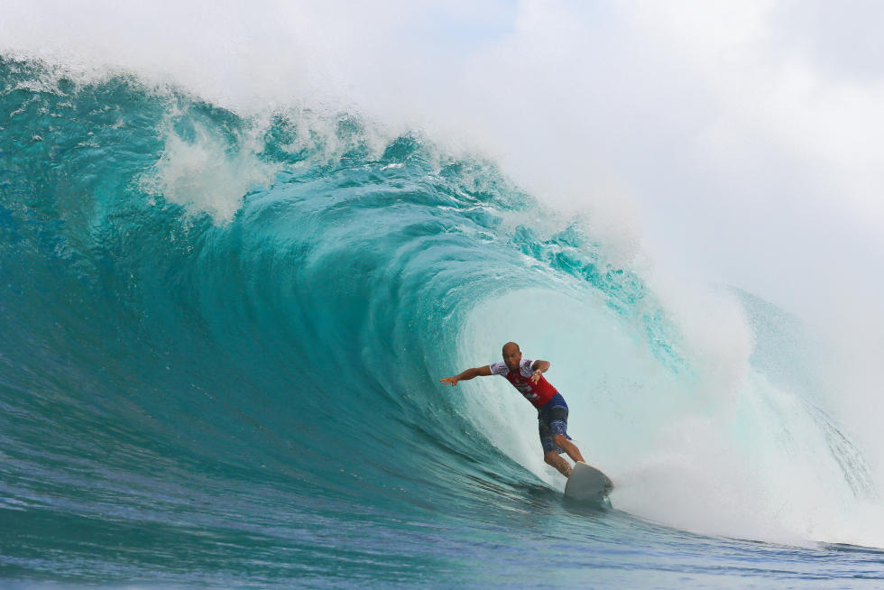2 Kelly Slater USA Billabong Pipe Masters Fotos WSL Kelly Cestari