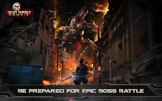DEAD TARGET: Zombie v3.1.7 Mod