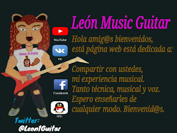 León Music Guitar
