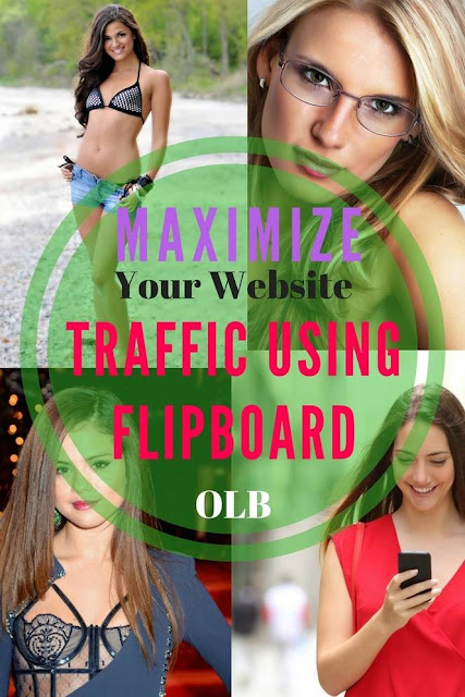 Maximize Your Website Traffic Using Flipboard Magazine