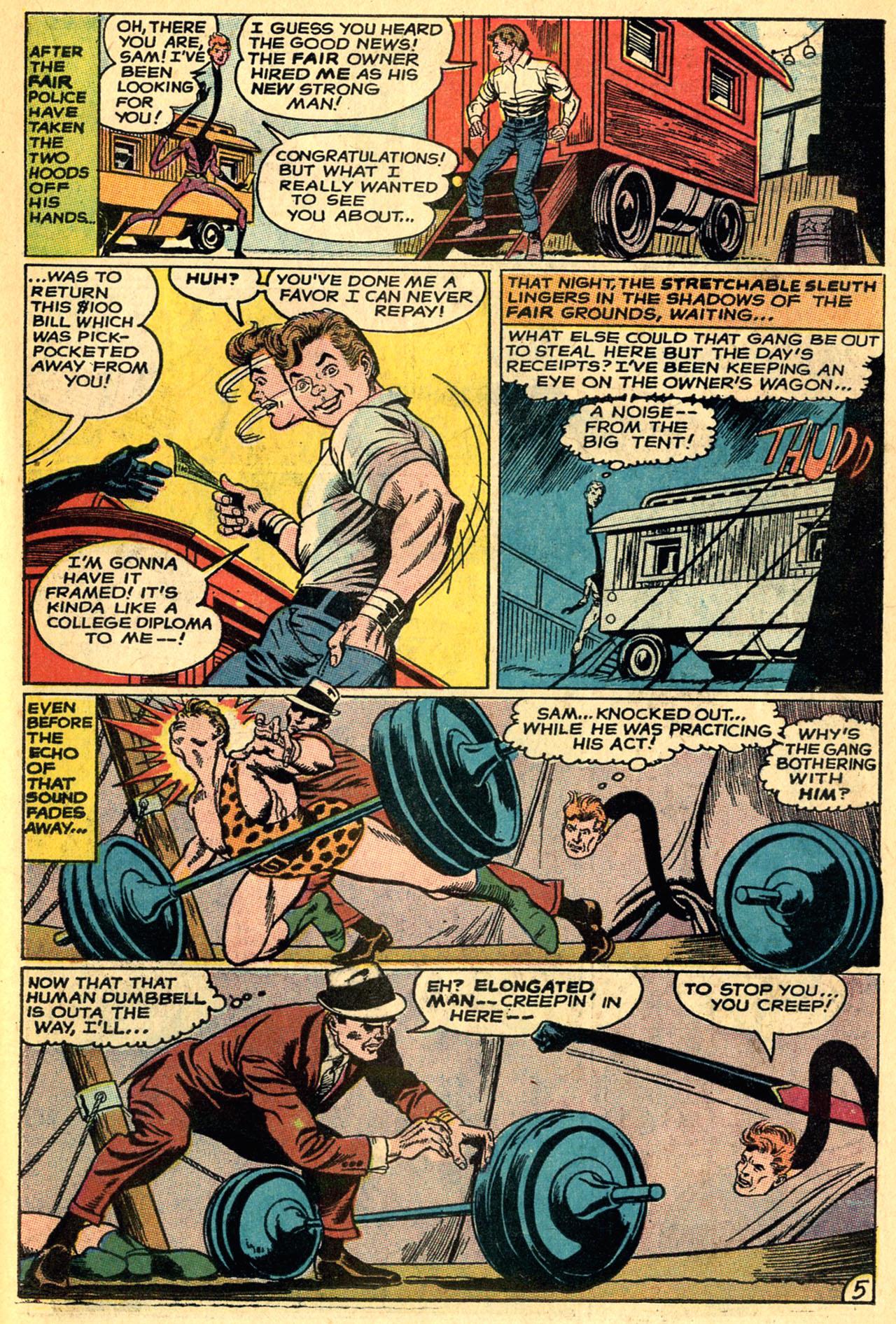 Detective Comics (1937) 372 Page 22