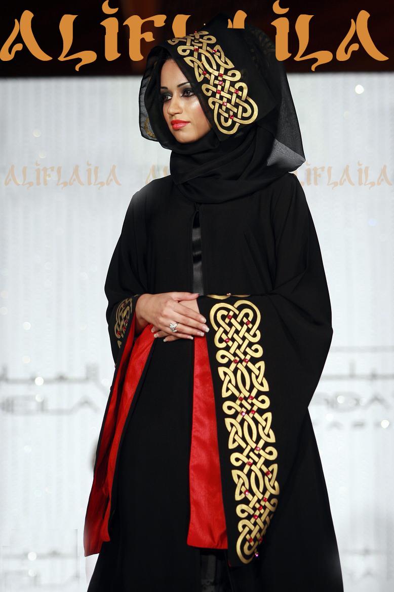 5a9c0813ea4 Alif Laila Dxb  Abaya July