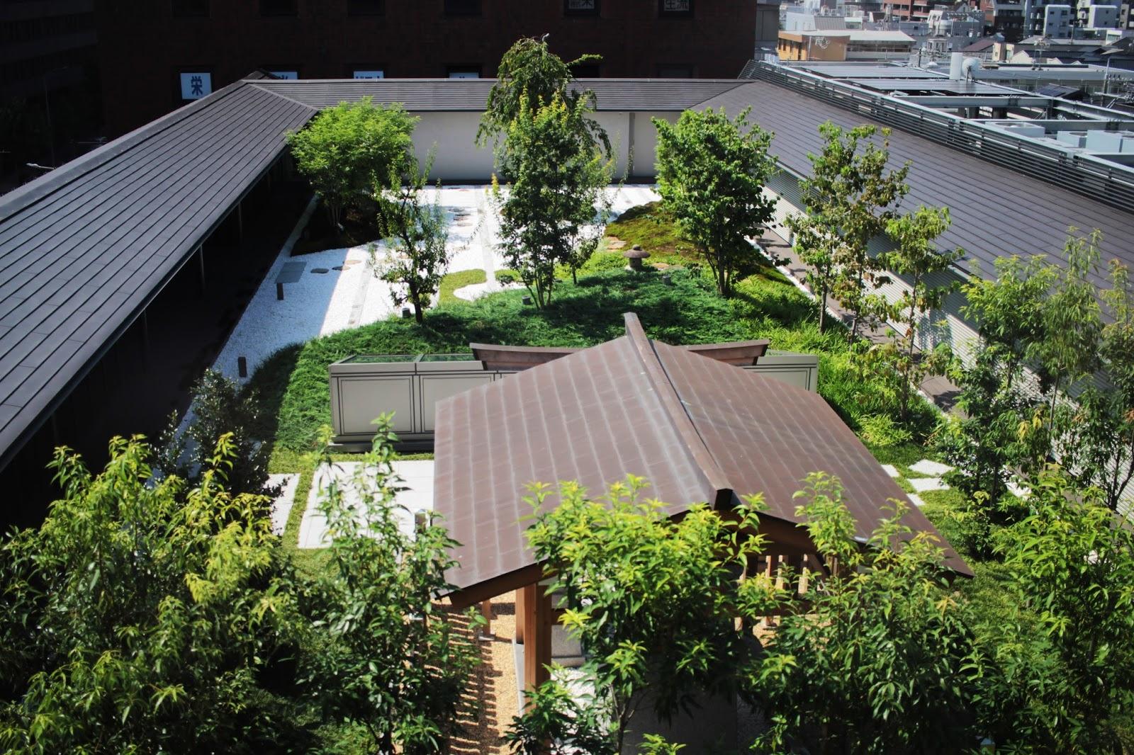 garden jaoanese hotel