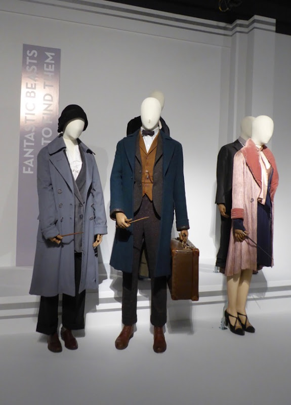 Fantastic Beasts and Where to Find Them movie costumes