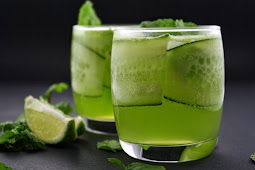 Cool Gin and Cucumber #Cocktail #recipe