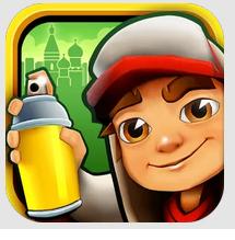 تحميل لعبة Subway Surfers1.12.1.apk لعبة مميزة وواقعية للاندرويد والهواتف الذكية