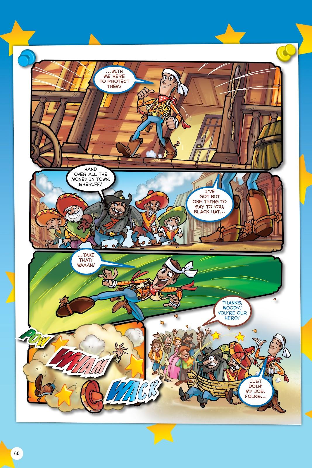 Read online DISNEY·PIXAR Toy Story Adventures comic -  Issue # TPB 1 (Part 1) - 60