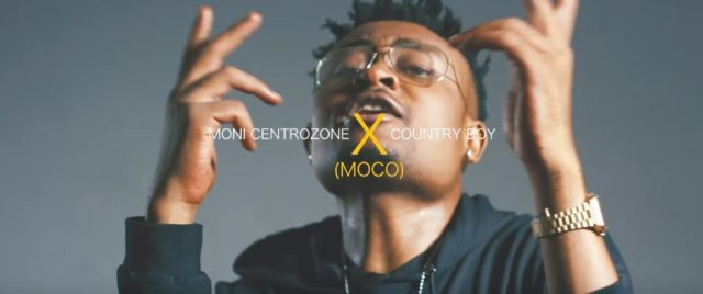 Moni Centrozone Ft Country Boy - Mwaaah Video