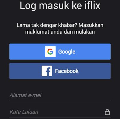 Panduan Penggunaan Live Streaming Football Malaysia di Aplikasi iFlix