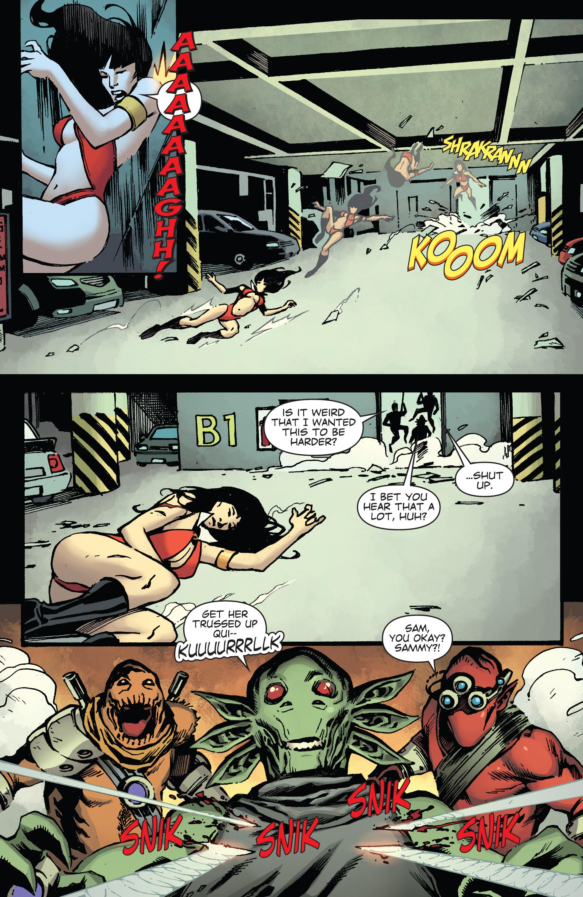 Vampirella (2010) 27 Page 7