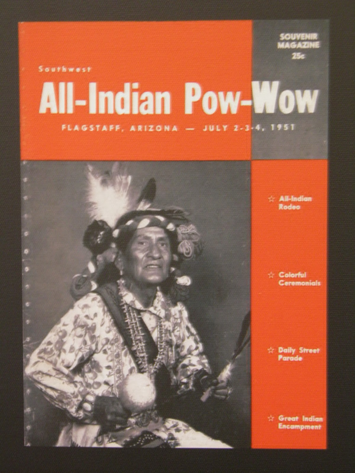 walking flagstaff: celebrating the history of pow wow in ...
