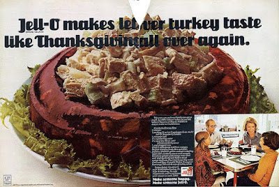 Jello and turkey