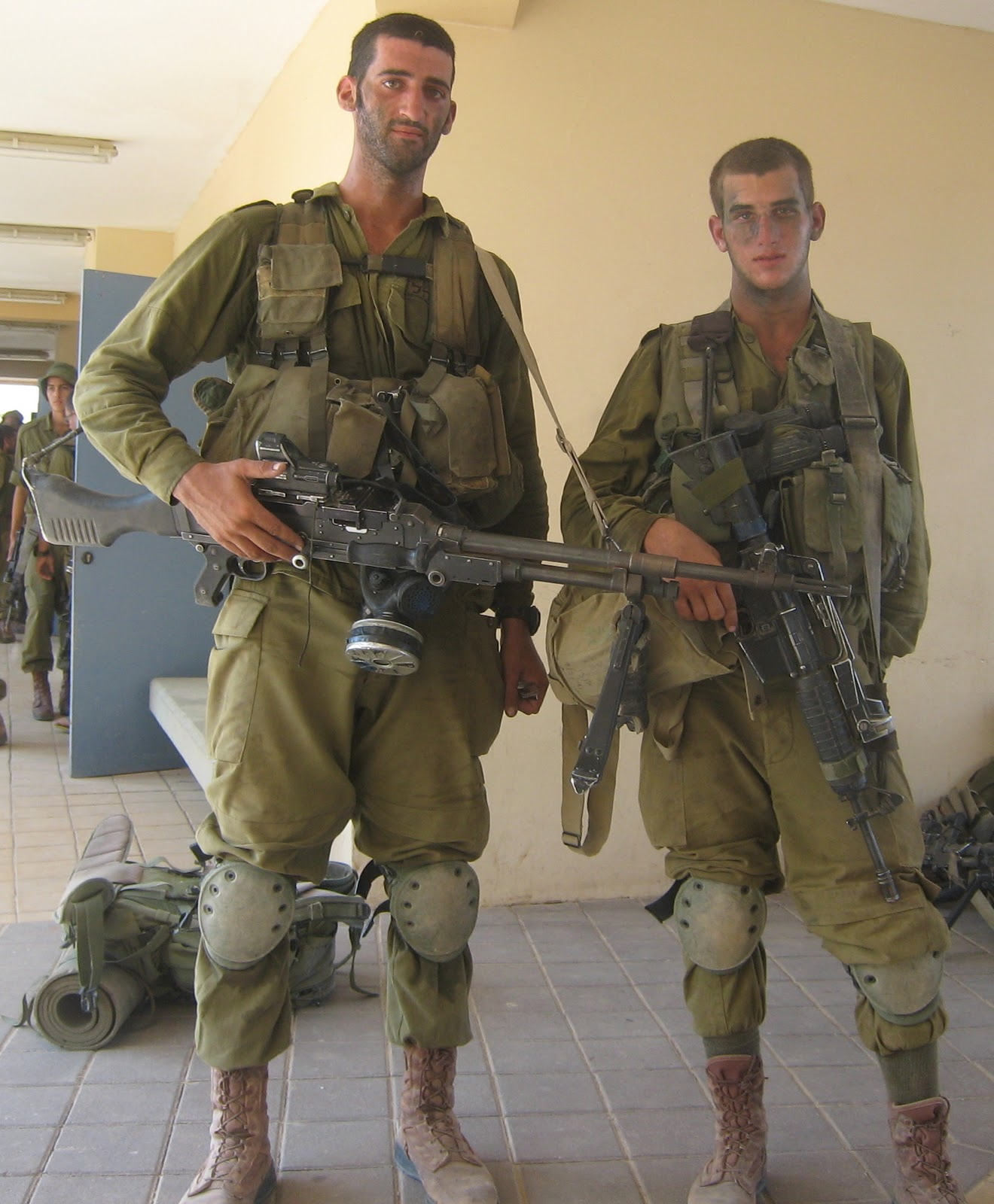 From The Usa To The Idf A Week Of War To Become A Warrior