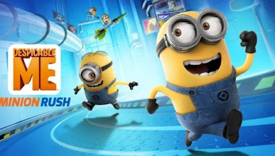 Despicable Me: Minion Rush Apk + Data for Android