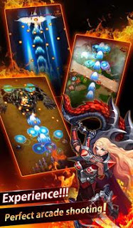 Heroes of Sky Shooting RPG Mod APK (Unlimited Money, Gold, Gems, Mana) + Official APK - wasildragon.web.id