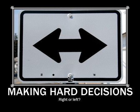 difficult decisions - photo #29