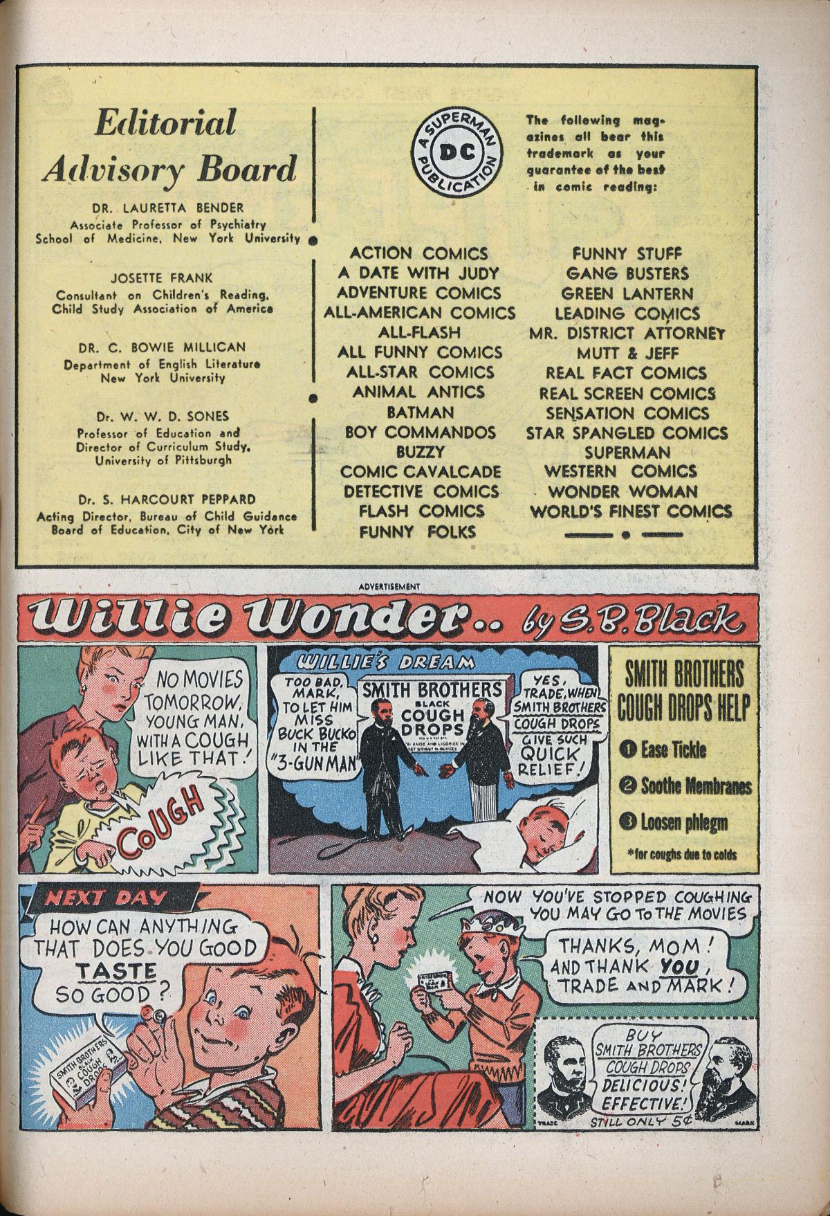 Read online World's Finest Comics comic -  Issue #32 - 59