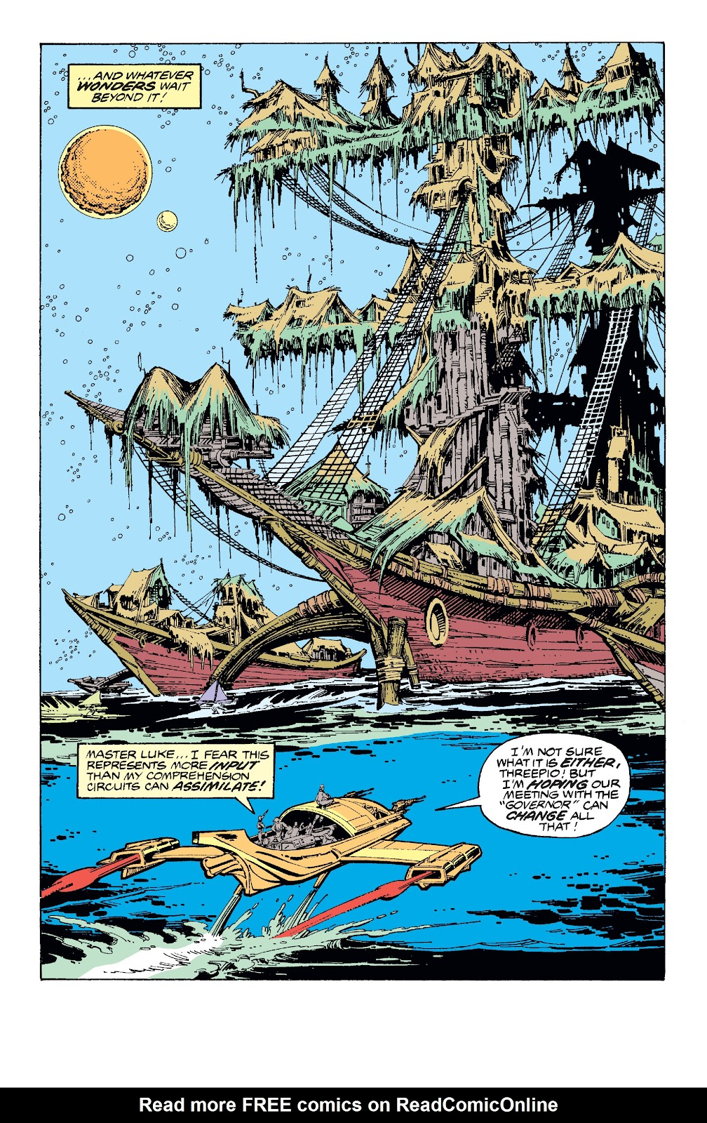 Read online Star Wars Legends: The Original Marvel Years - Epic Collection comic -  Issue # TPB 1 (Part 3) - 17