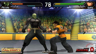 DRAGON BALL: EVOLUTION  PPSSPP ISO