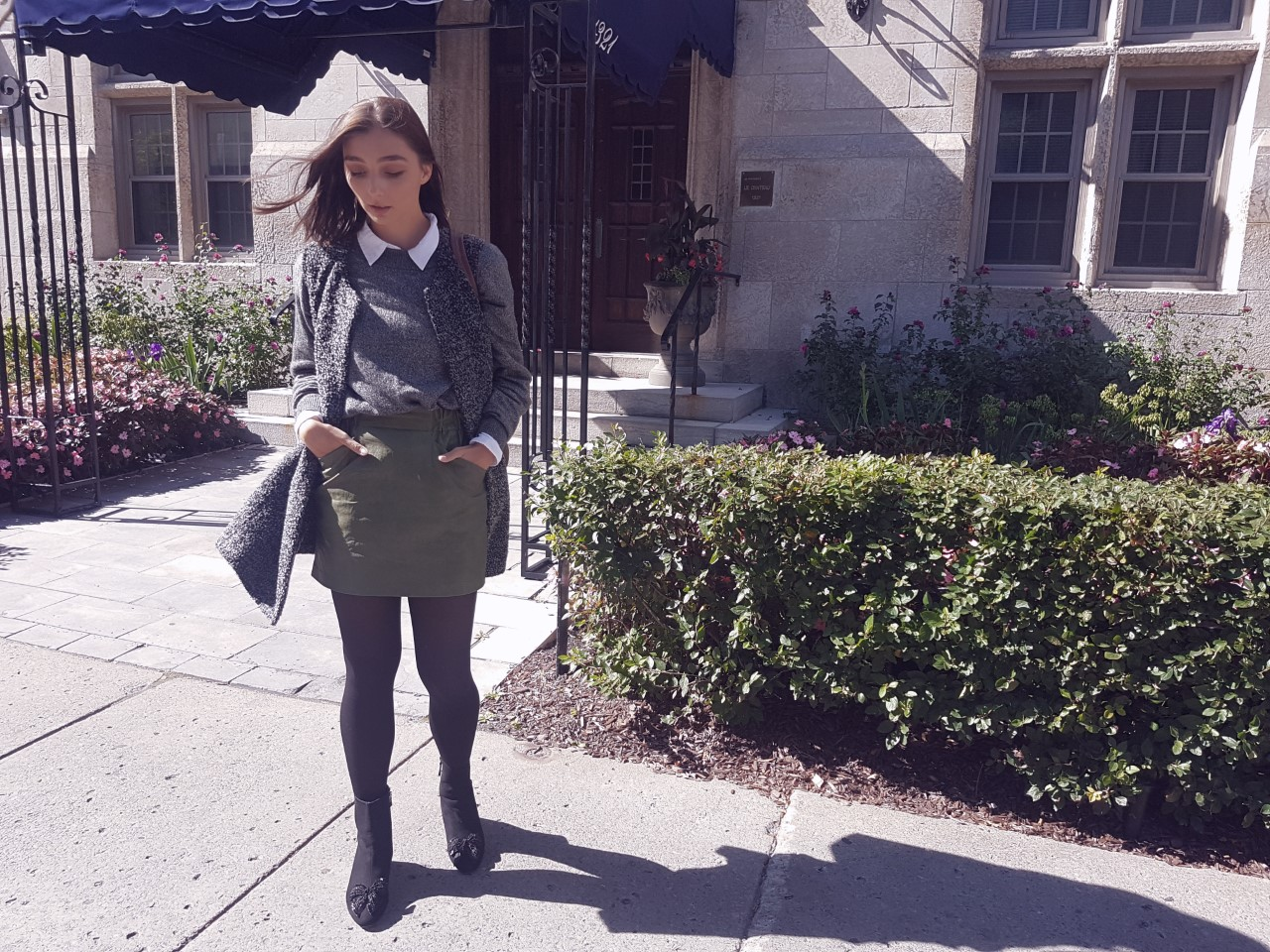 fashion, lifestyle, female friendship, squad goals, Zara, H&M, fall fashion, fall style, outfit of the day, ootd, Montreal, Montreal fashion, Canadian blogger