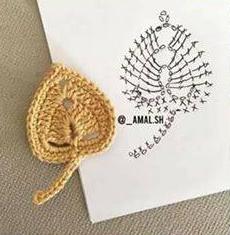 Patrón #1804: Figuras a Crochet