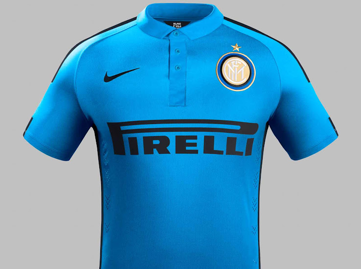 huge selection of 2977e 57a72 New Nike Inter 14-15 Home, Away, Third Kits - Footy Headlines