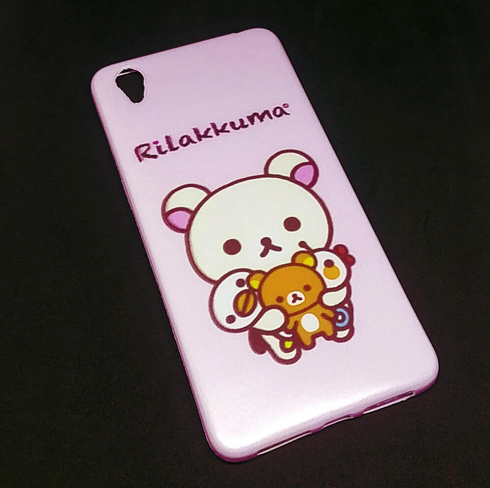 custom case rilakuma