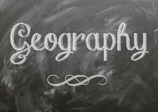 EXPLAIN BRANCHES OF GEOGRAPHY