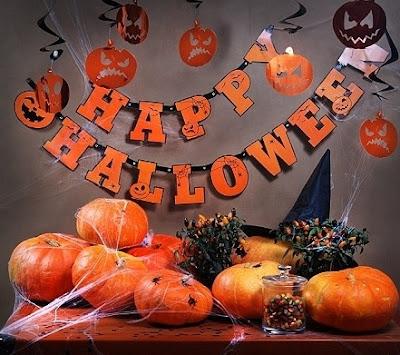 Halloween w restauracji: pomysły na halloweenowe dekoracje!