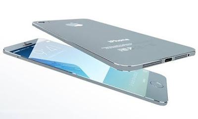 imagen ilustrativa del iphone 7 antes de su lanzamiento