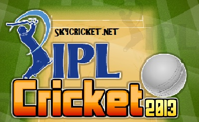 Play online IPL 2013 game