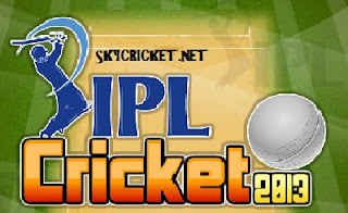 Play online IPL 2013 game