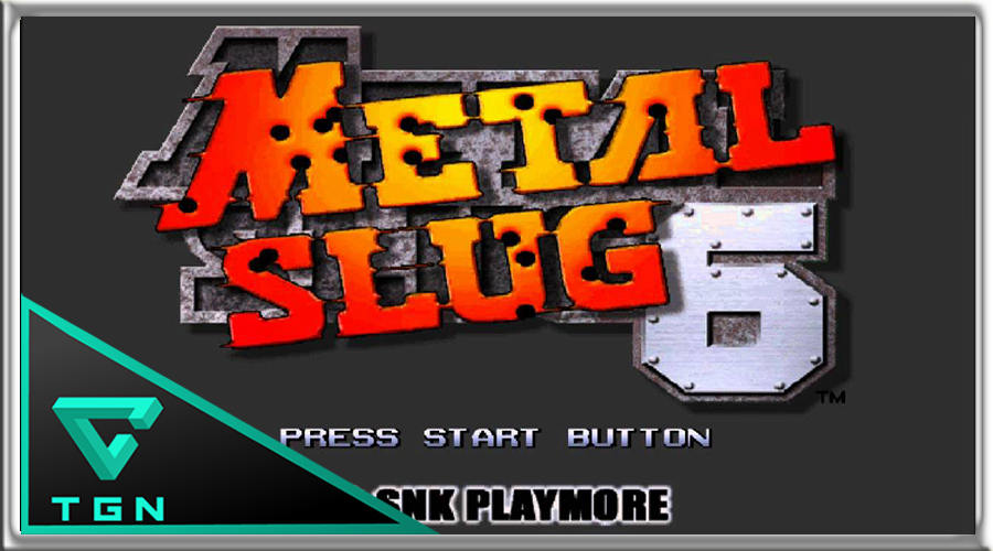 Metal Slug 6 Hack Plus Para Android Via Tiger Arcade 2017